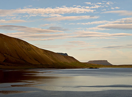 Michael Reichmann - Iceland Fjord